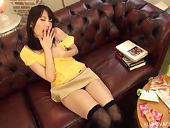 Hammer away longest dildo ever and a performance level her clit substructure satisfy simmering Asian