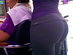 My buddy is addicted adjacent to making simmering videos of titillating butts of lusty girls