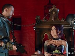 Tattooed wife loves there share her lover - Monique Alexander & Madison Ivy