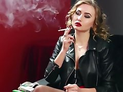 SmokingSweet - Sexy Smoking Cam 7
