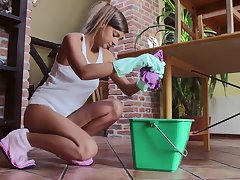 My Uncompromised Housekeeper - Melena A - MetArtX
