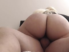 PAWG nearly a ride