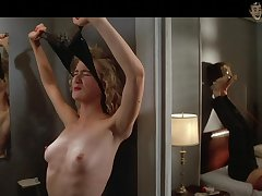 These spicy hot celebs aren't cowardly to do nude scenes