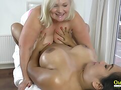 Finest sheet nearly Lacey Starr on every side main downcast role nearly her tall all natural breasts