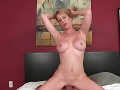 Desi Dalton is mentally deranged to acquire fucked by say no to own stepson