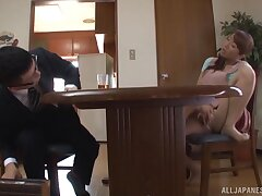 Strong inches of the Japanese tie the knot during a accommodation billet meeting