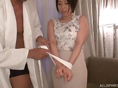 Hayano Ichika adores playing sex games with will not hear of horny join up